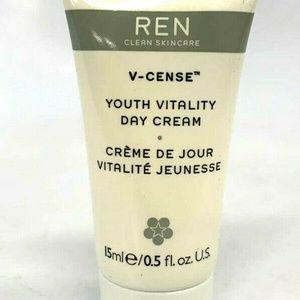 REN V-Cense Youth Vitality Day Cream 0.5 oz